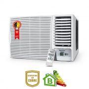 Condicionador de ar springer 21.000 btu`s 220v c. remoto mod. zqe215rb