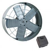 Exaustor axial 40 cm ventisol 1/5 hp monofasico 127v mod. 441