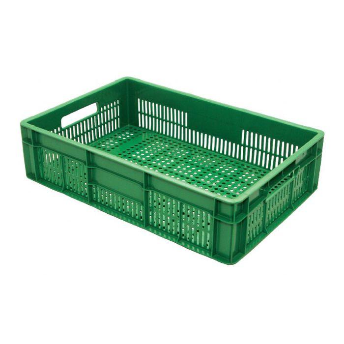 Caixa 26lt p/ uso geral verde a15 x l40 x c60 cm mercoplasa ms-16  10405/100063