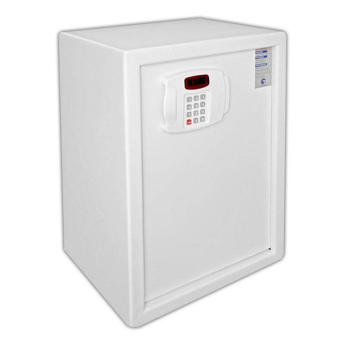 Cofre eletronico techner 54 x 38 x 30cm branco mod. s54-ec1 ref. 2005080
