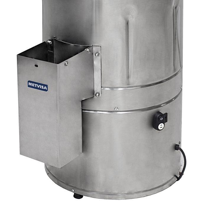 Descascador de batatas visa  6kg  1/4 hp 127/220v mod. db-6