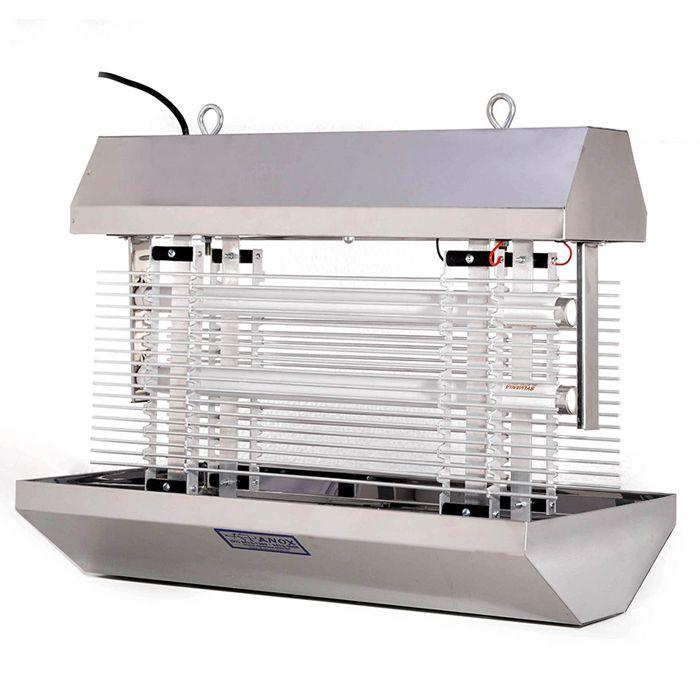 Eliminador de insetos 1,00mt apanox 127/220v ate 80m2 mod. ap-10