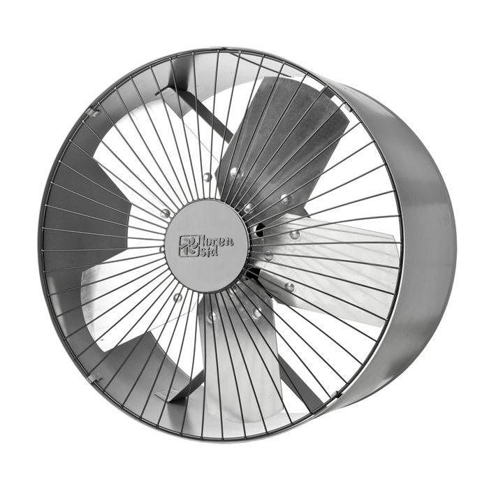 Exaustor axial 40 cm loren-sid c/rev. 1/4hp 127v vaz.4.200m3/h ref: 1772