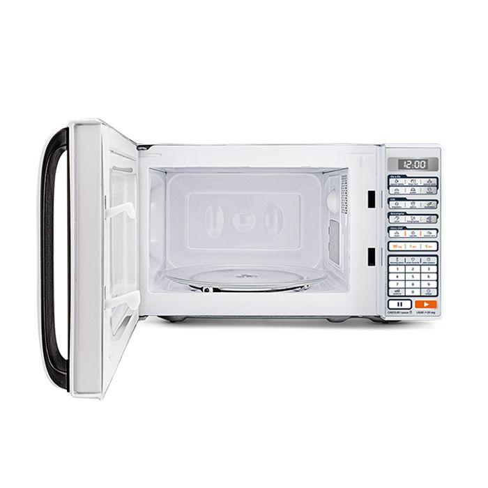 Forno microondas 20lt midea liva branco 220v mod. mtas22