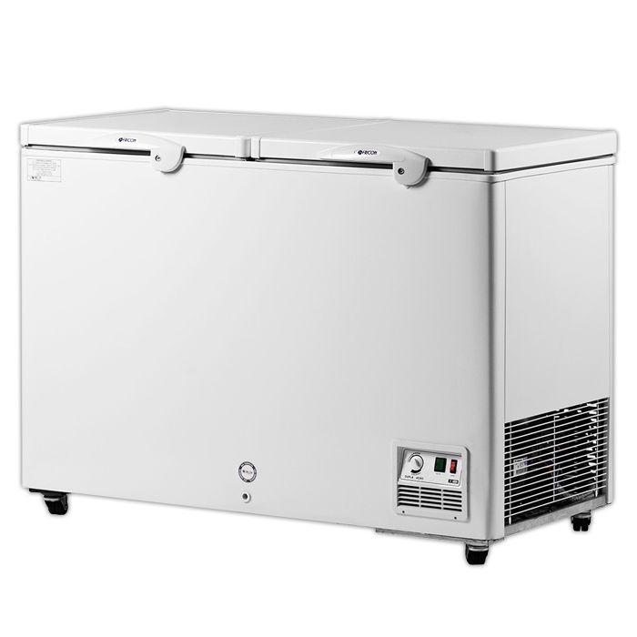 Freezer horizontal comerc. fricon 411lt 220v mod: hced-411-2c