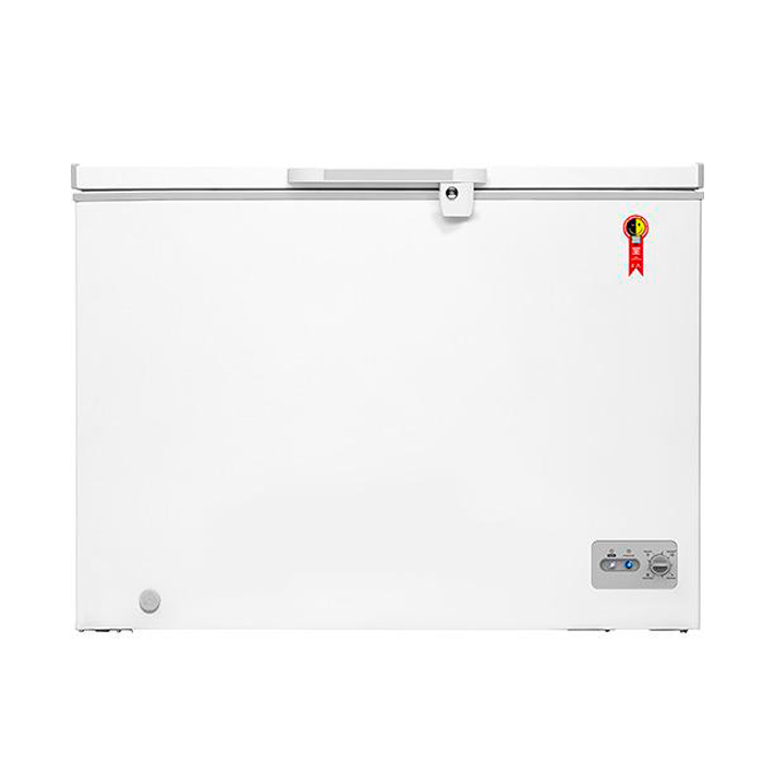 Freezer horizontal comerc. midea 295lt 127v mod. rcfa 31