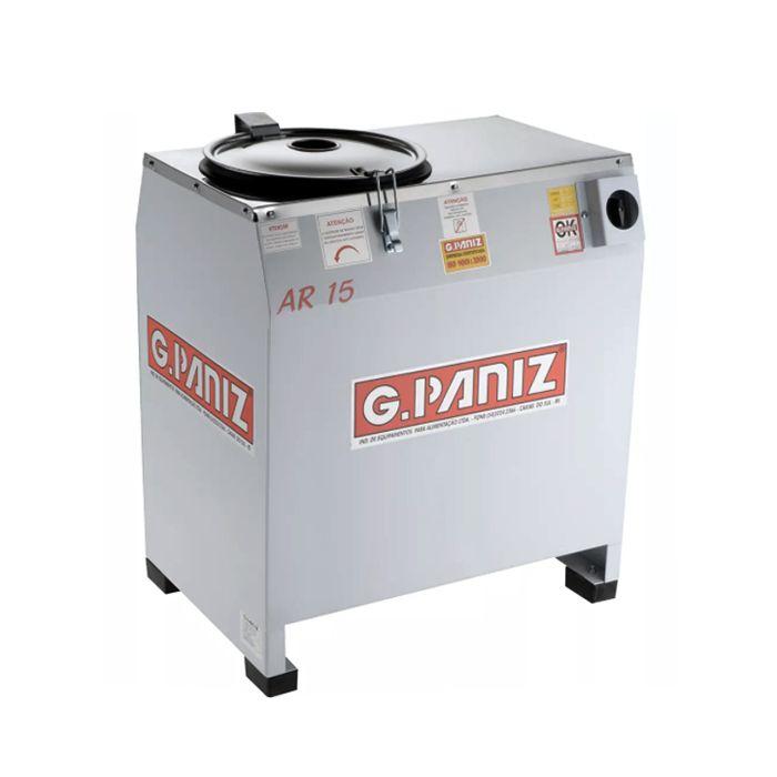 Nr-12 amassadeira rapida 15 kg 2cv 220v mono g.paniz mod. ar-15 ref. 90024