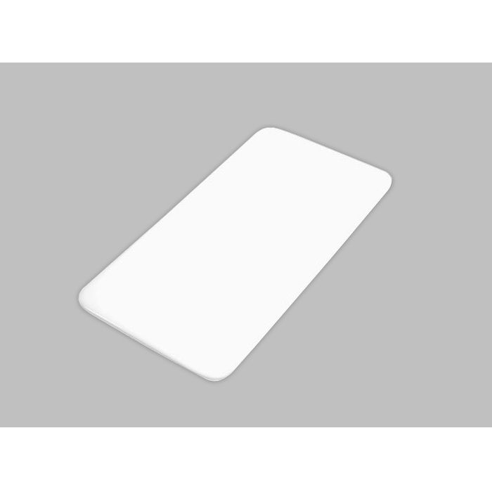Placa lisa de corte pronyl 1 x 25 x 45 ref.102