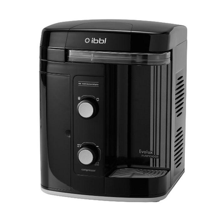Purificador de agua preto / preto ibbl 127v mod. evolux