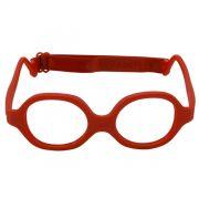 Óculos De Grau Infantil Miraflex Silicone 2 a 5 Anos Maxi Baby Tam ... 3ae4168771