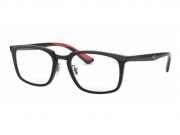 Óculos De Grau Ray Ban Preto RB7148 5795 Tam. 54