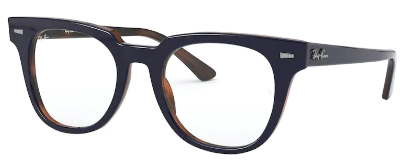 Óculos de Grau Ray Ban Meteor RB5377 5910 Tam.52