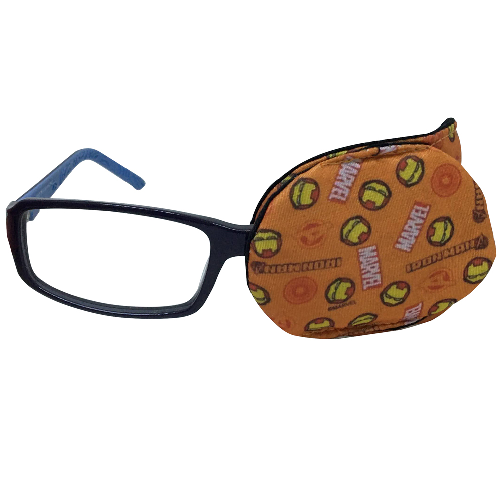 Tapa Olho, Oclusor, Tampão Ocular Infantil Menino Tratamento de Estrabismo, Ambliopia, Olho Preguiçoso