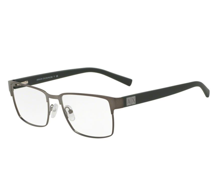 c77f4e2b9e7da Óculos de Grau Armani Exchange Masculino AX 1019L 6088 Tam.54Armani ...