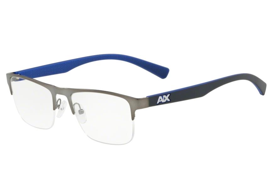 Óculos de Grau Armani Exchange Masculino AX 1031 6088 Tam.54