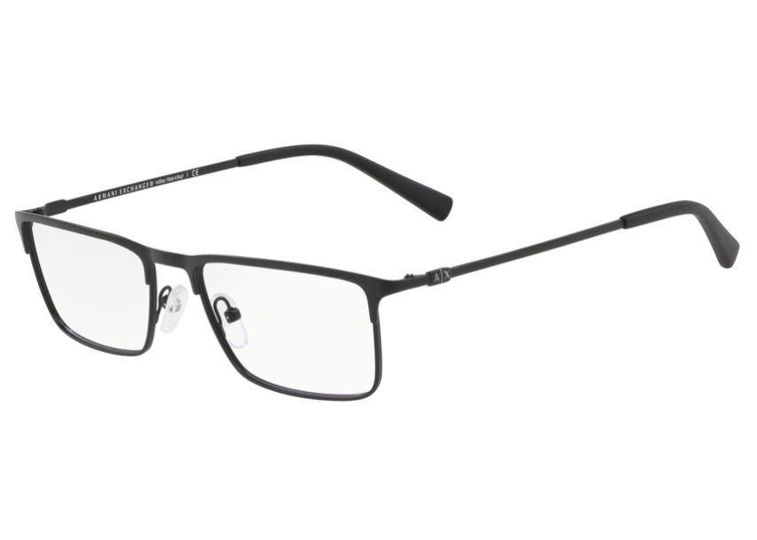 Óculos de Grau Armani Exchange Masculino AX 1035L 6063 Tam.54