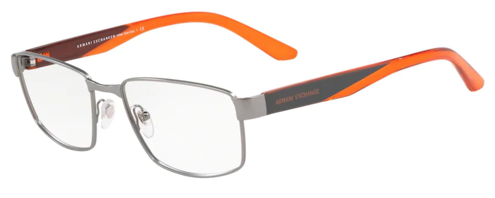 Óculos de Grau Armani Exchange Masculino AX 1036 6088 Tam.55