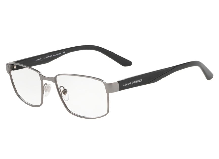 Óculos de Grau Armani Exchange Masculino AX 1036 6113 Tam.55