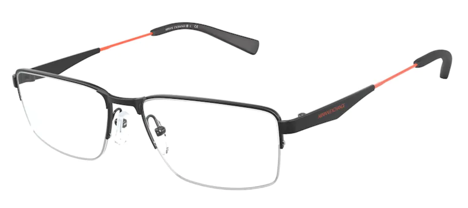 Óculos de Grau Armani Exchange Masculino AX 1038 6063 Tam.56