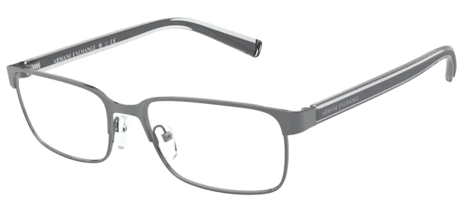 Óculos de Grau Armani Exchange Masculino AX 1042 6006 Tam.56