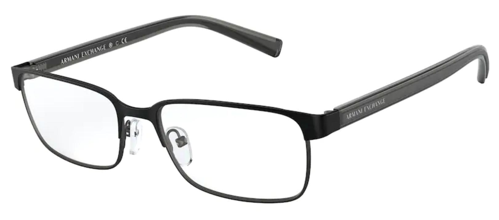 Óculos de Grau Armani Exchange Masculino AX 1042 6063 Tam.56