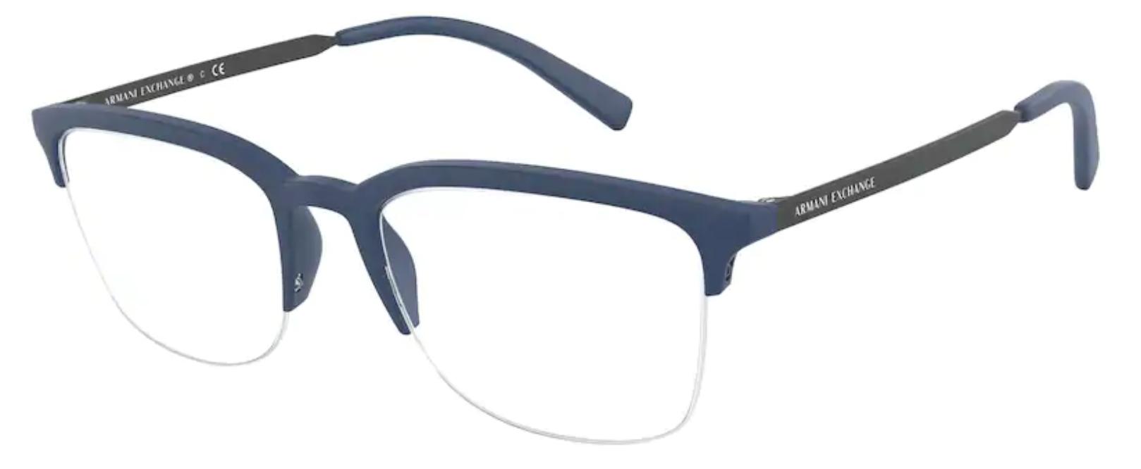 Óculos de Grau Armani Exchange AX 3066 8293 Tam.54