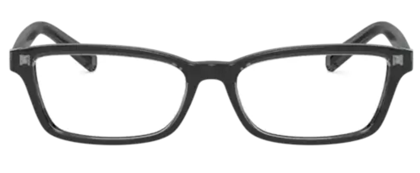 Óculos de Grau Armani Exchange Preto AX 3074 8321 Tam.54