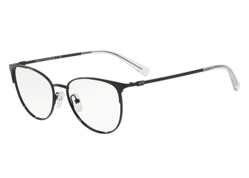 Óculos de Grau Armani Exchange Redondo AX 1034 6000 Tam.52