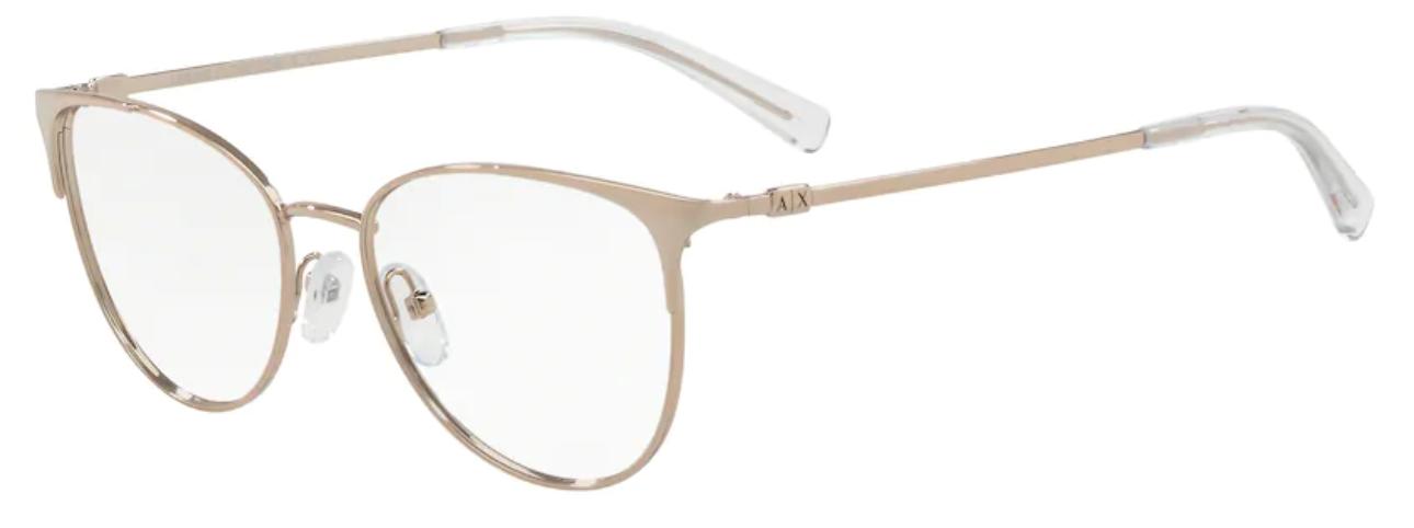 Óculos de Grau Armani Exchange Redondo AX 1034 6103 Tam.52