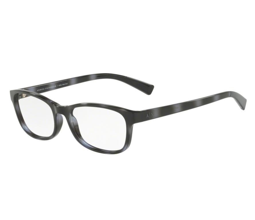 Óculos de Grau Armani Feminino Roxo AX 3043L 8227 Tam.53