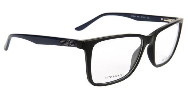 015f2a11729c5 Óculos de Grau Atitude Masculino AT4026 A01 Tam.57Atitude ...