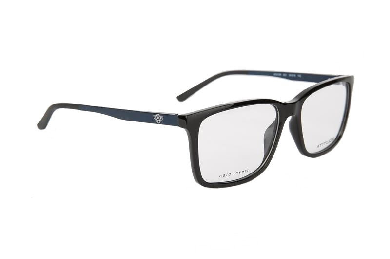 Óculos de Grau Atitude Masculino AT4109 A01 Tam.54Atitude ... 8bb6ff6334