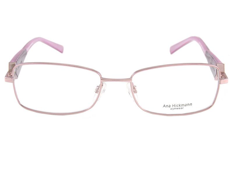 Óculos De Grau Feminino Ana Hickmann AH1172 05B Tam.55Ana Hickmann ... 42c3f1fc92