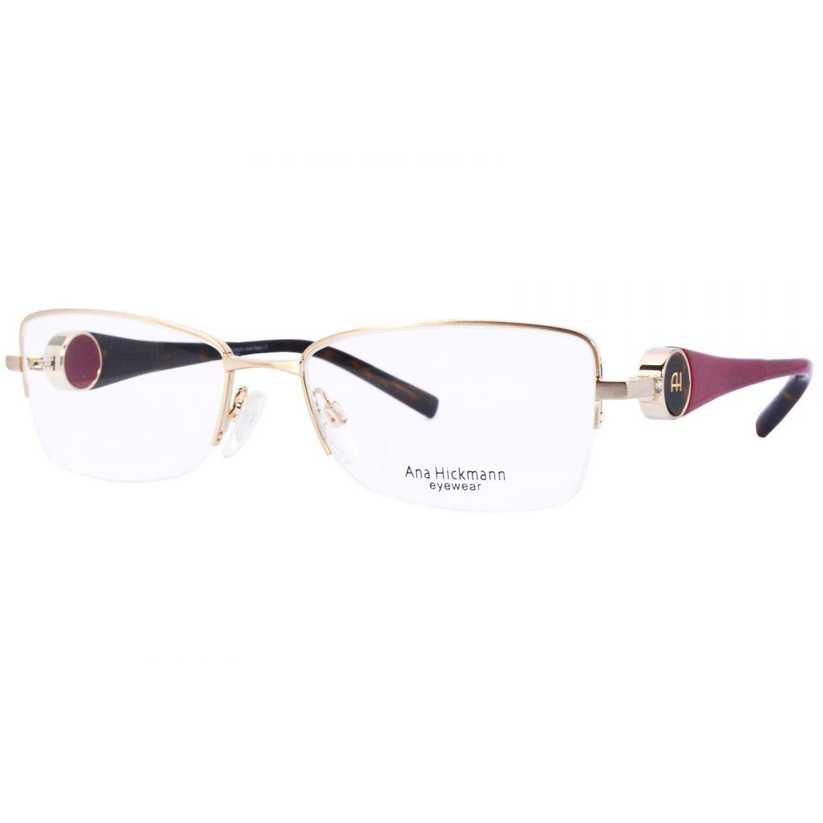 Óculos De Grau Feminino Ana Hickmann AH1196 04G Tam.53Ana Hickmann ... 5d66bb9959
