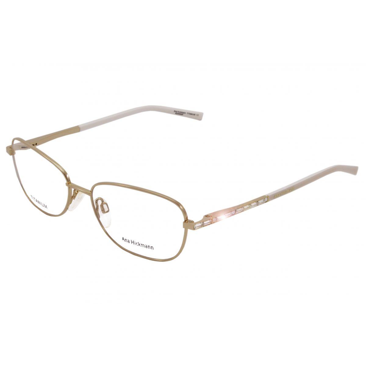 Óculos De Grau Ana Hickmann Titânio AH1261 04A Tam.54Ana Hickmann  OriginalAna Hickmann GrauCompra segura, produto original com nota fiscal e  garantia de ... fdfc18f99e