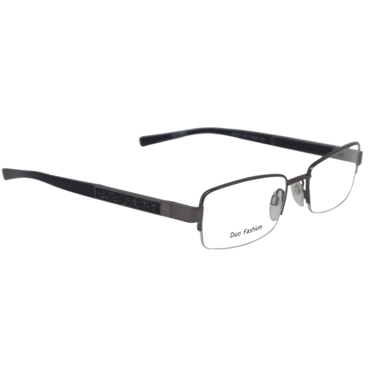 Óculos De Grau Feminino Ana Hickmann AH1277 02A Tam.51