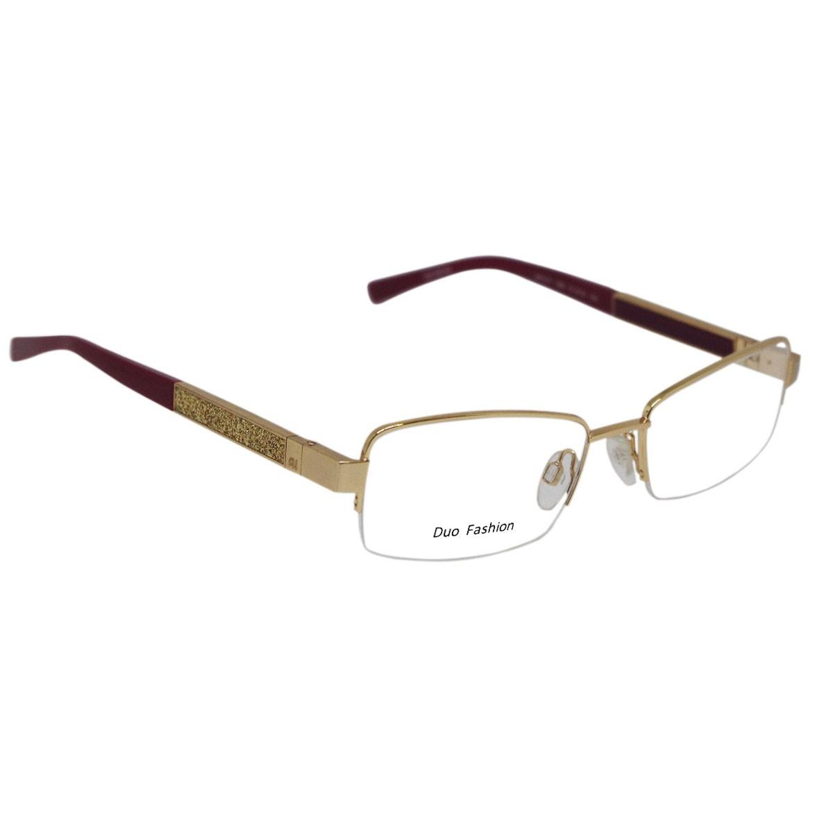Óculos De Grau Feminino Ana Hickmann AH1277 04B Tam.51