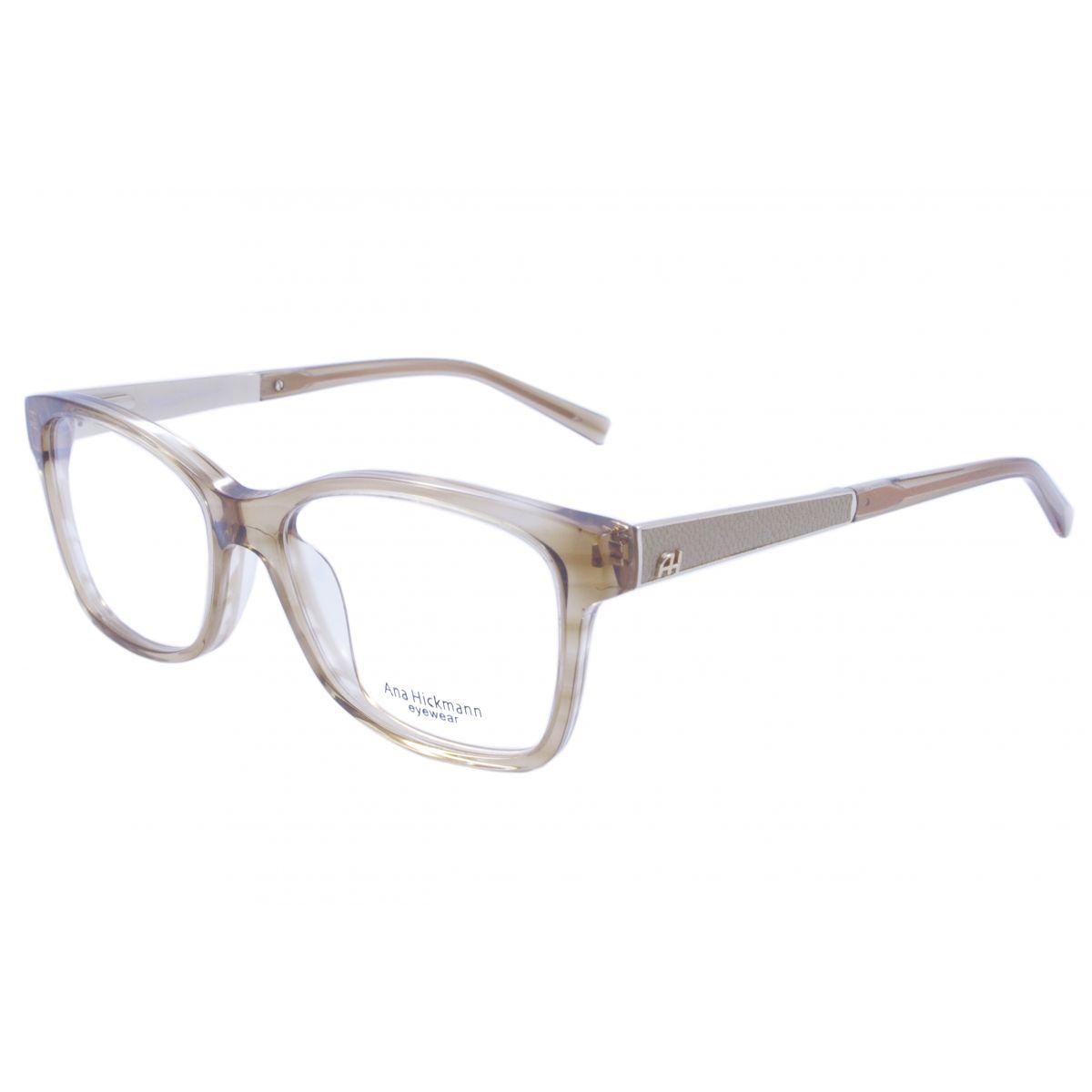 e84271d156f41 Óculos De Grau Feminino Ana Hickmann AH6205 E02 Tam.53Ana Hickmann ...