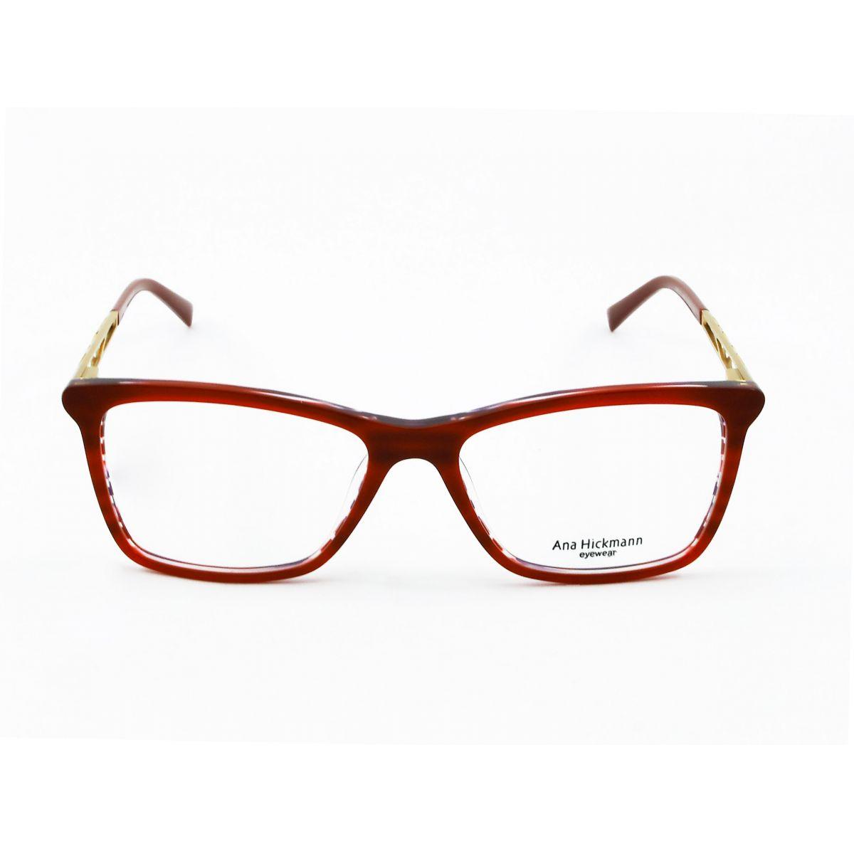 35f0b84942044 Óculos De Grau Feminino Ana Hickmann AH6213 H01 Tam.54Ana Hickmann ...