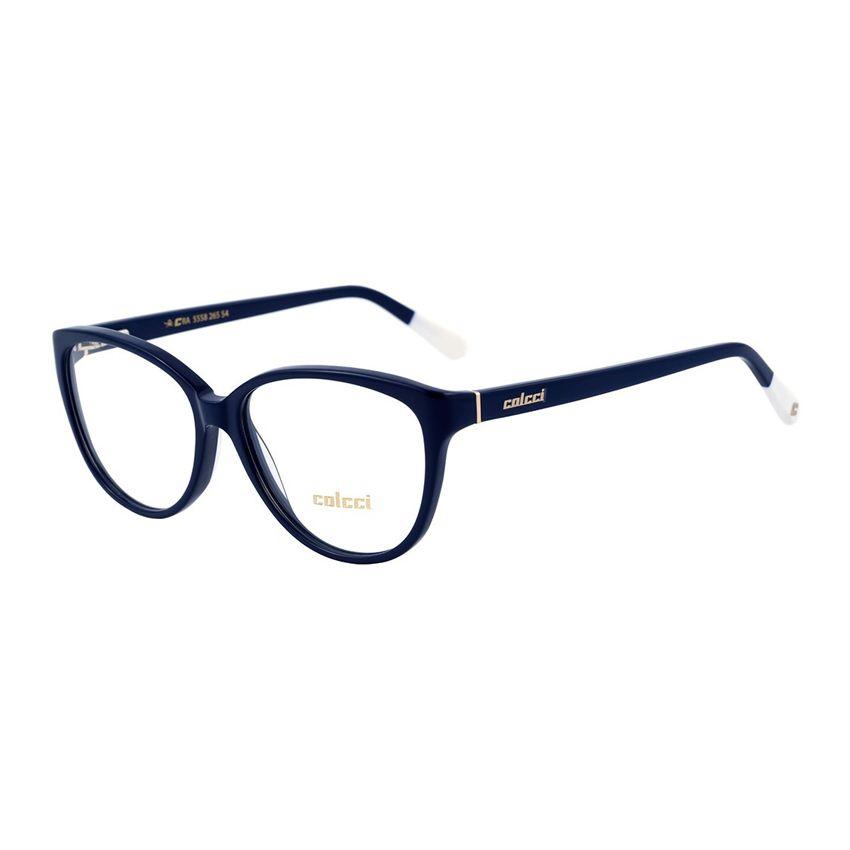 4585338844ff9 Óculos de Grau Feminino Colcci 5558 265 Tam.54Colcci OriginalColcci ...