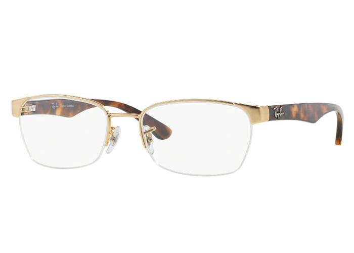 Óculos De Grau Feminino Ray Ban RB6315 2730 Tam.52