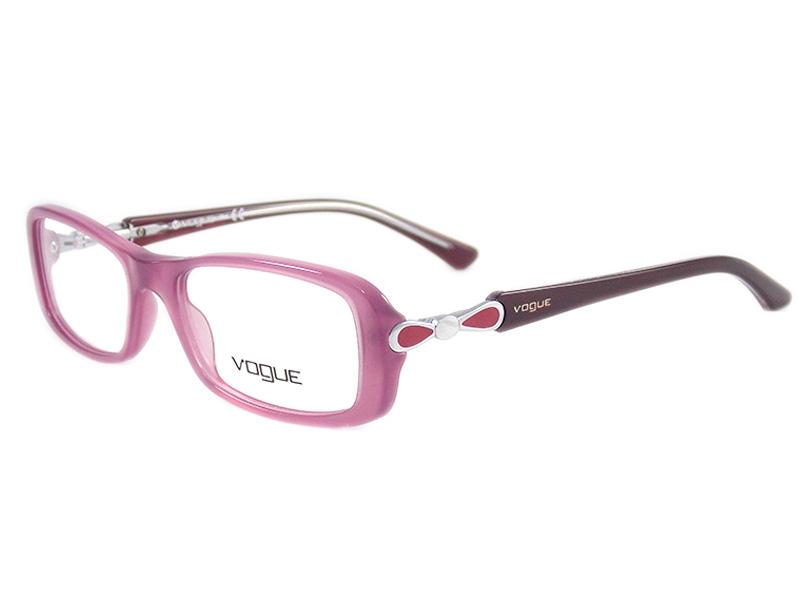 733ce5a868e8b Óculos De Grau Feminino Vogue VO2751 1914 Tam.51Vogue OriginalVogue ...