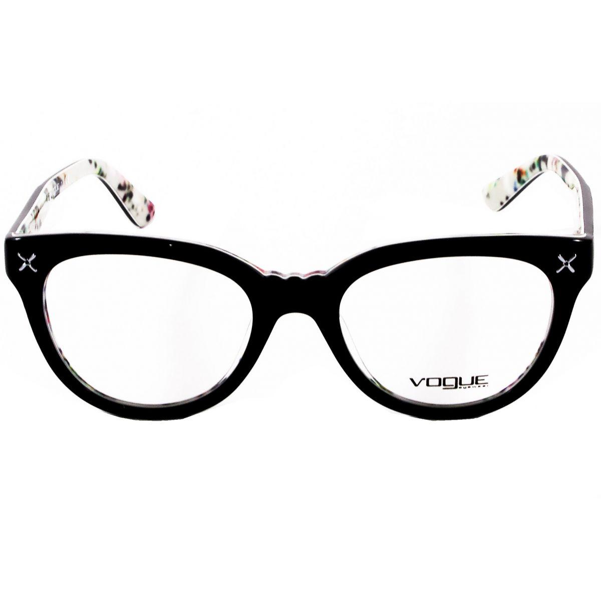 3740413a20074 Óculos De Grau Feminino Vogue VO2887 2210 Tam.51Vogue OriginalVogue ...