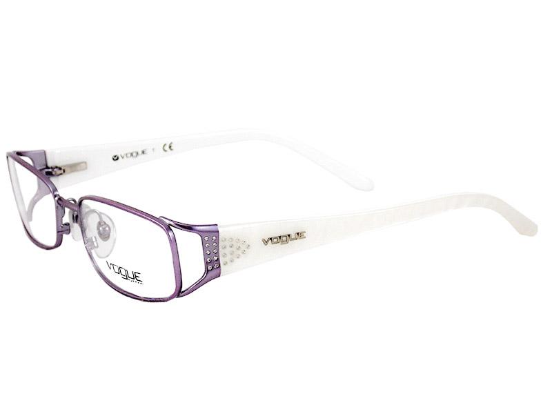 Óculos De Grau Feminino Vogue VO3671 612S Tam.51Vogue OriginalVogue ... 1505c0f0de