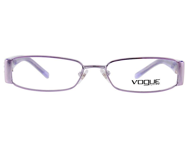 855a5d45fd701 Óculos De Grau Feminino Vogue VO3691 612 Tam.48Vogue ...