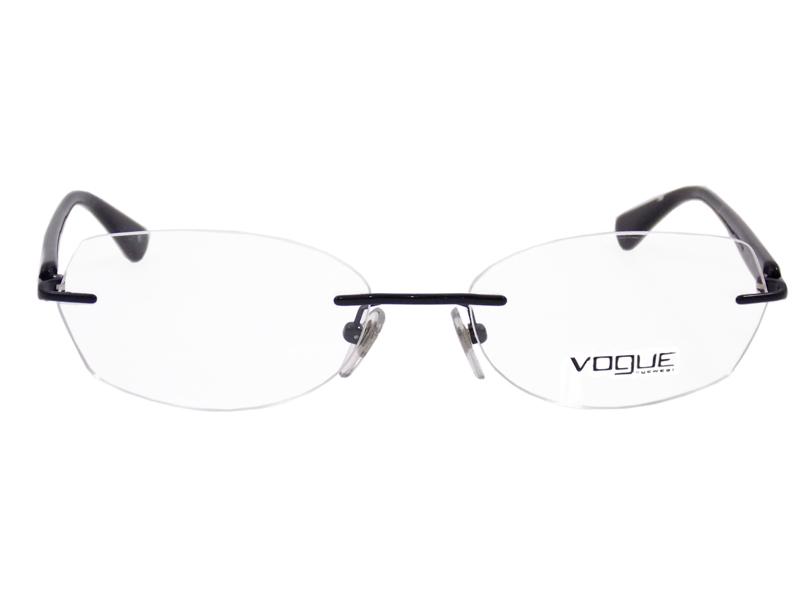 d8ac8f1eaea84 Óculos De Grau Feminino Vogue VO3804 352 Tam.54Vogue OriginalVogue ...