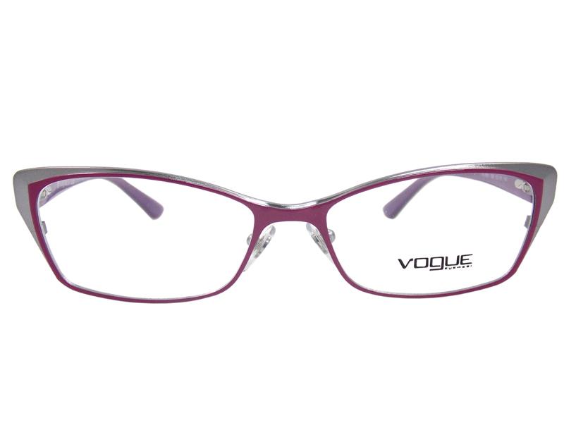 e11abfd2cf6c1 Óculos De Grau Feminino Vogue VO3865 928 Tam.52Vogue OriginalVogue ...
