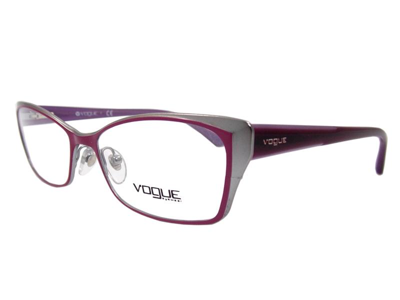 Óculos De Grau Feminino Vogue VO3865 928 Tam.52Vogue OriginalVogue ... 577b6a5cce