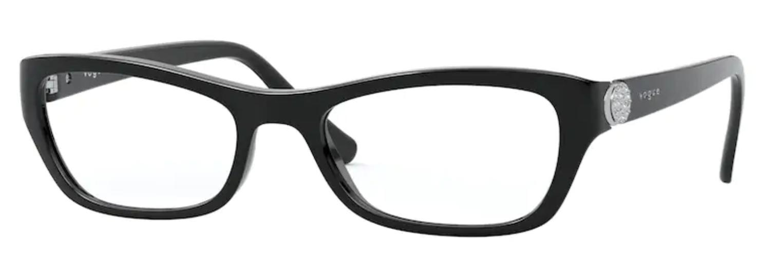 Óculos de Grau Feminino Vogue VO5306B W44 Tam.54