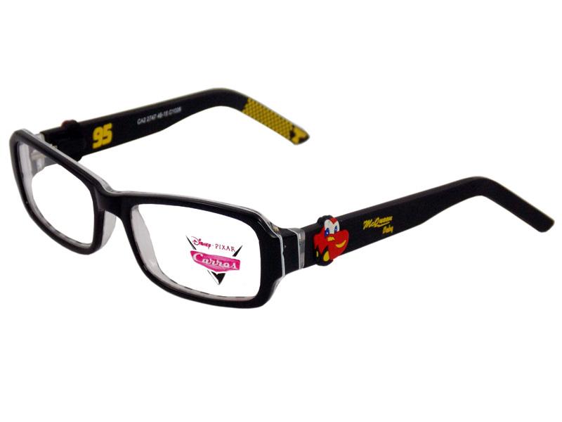 a4d48a6a2 Óculos De Grau Infantil Carros Disney 6 a 8 Anos 47535 Tam.46Carros ...